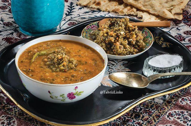 آبگورا آشی آذربایجان