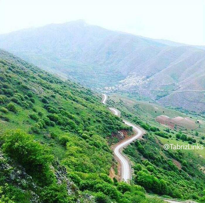 طبیعت بهشتی هوراند