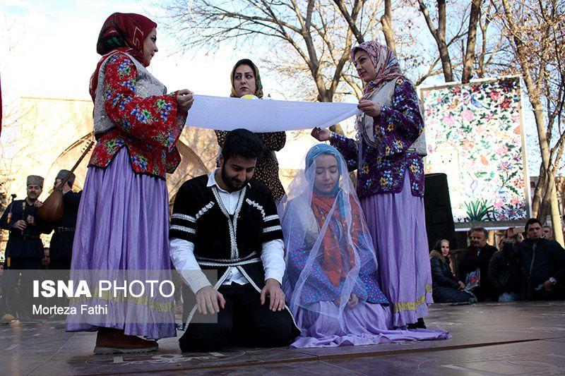مراسم نوروزگاه تبریز و پیشواز عید 1396
