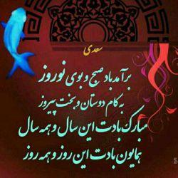 سلام دوستان  سال نو مبارک .. آرزوی سلامتی و موفقیت و تندرستی  رو براتون خواهانم .