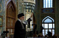امام خامنهای:  خداوندا براے ما و هر ڪسے ڪہ علاقهمند است #شهادت را پلہ آخر زندگے ما قرار بدہ