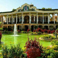 شیراز من.. باغ شاپوری
