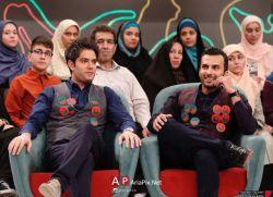 امیر علی نبویان و محمد حسین میثاقی در لیگ ادا بازی خندوانه ای کاش این عزیزان برنده میشدند
