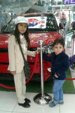 خودم با پسر خاله مارتیا