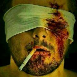 میبینی مادر…؟  دیگر…  سیگار هم غم هایم راتسکین نمیدهد…  سلطان غم بگو مسکنت چیست؟  فرزندت ازپای درآمده…!!!