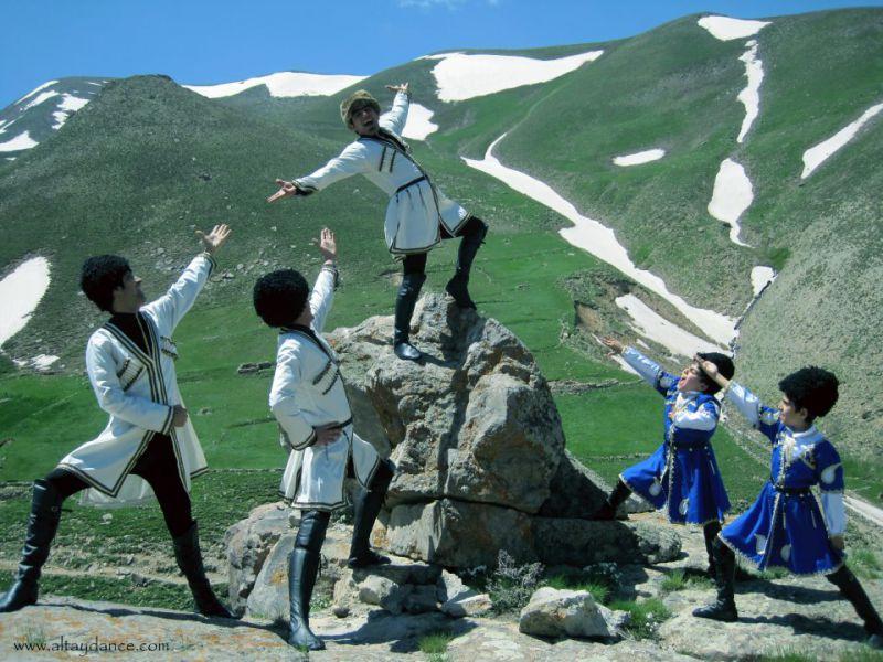 بهار طبیعت و سهند آذربایجان