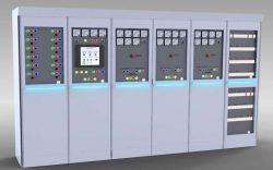 نمونه ای از یک تابلو برق را مشاهده مینمایید
