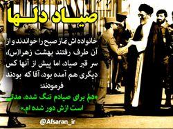 شهادت صیاد شیرازی به دست منافقین  #رهبری #رئیسی #صیاد