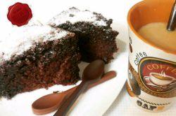 بفرمایید کیک اونم از نوع شکلاتیش هیچی مثل پختن کیک به من آرامش نمیده همیشه سرتون رو با چیزی که عاشقشین گرم کنید .
