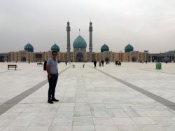 اردوی راهیان نور . مسجد جمکران