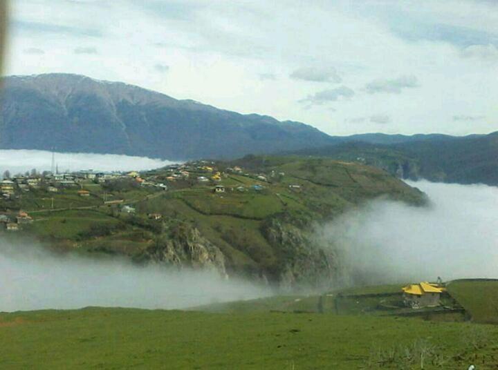 روستای زیبای#چمبل ، شهرستان رستم آباد گیلان
