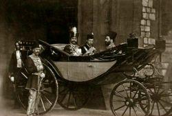ناصرالدین شاه--اولین سفر به فرنگ