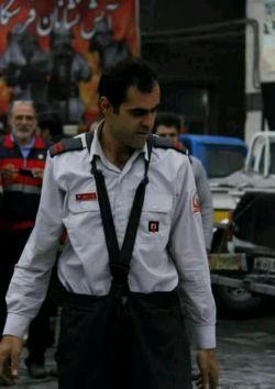 شهید پلاسکو علی مستوفی
