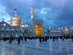 هتاک به امام رضا ملعون است