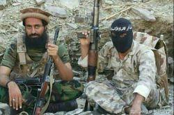 فرمانده گروه تروریستی جیش العدل  عامل شهادت مرزبانان میر جاوه