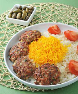ترشه شامی - غذای محلی گیلان