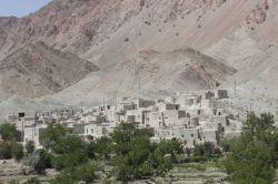 روستای بیشه در فاصله بیست و پنج کیلومتری مرز افغانستان