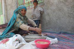 """زندگی جاریست در صدای """"آس"""" زن روستایی در نزدیک ترین نقطه به مرز"""