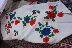 هنرمندی زنان روستای بیشه در نقطه مرزی خراسان جنوبی