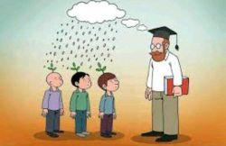 معلمی شغل نیست ,عشقاست...... اگر بعنوان شغل انتخاب کردی رهایش کن اگرعشقتوست مبارک بادت......تبریک به دوستان معلم :)