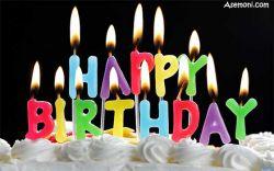 سلام دوستان امروز 15 اردیبهشت تولد یكی از لنزوریا هست تولدش مبارك *ــــ*