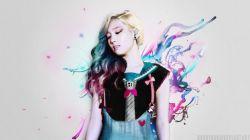 wallpaper: taeyeon