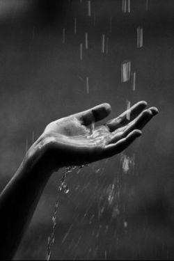 شعر می گویم و باران می نوشم تو آنقدر دوری  که شعرهایم پناهم می دهند  پشت شانه هایشان  تا سردم نشود  و غصه نخورم  از تنهایی...