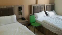 هتل باب الجنة گارانتی شده گروه زیارتی عرفان بخشایش در کربلا ، خیابان شارع والی
