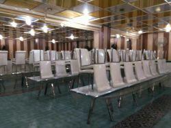 هتل برکة المرتضی گارانتی شده گروه زیارتی عرفان بخشایش در نجف ،روبروی صحن امام علی (ع)