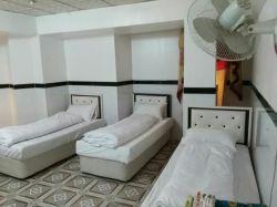 هتل برکة المرتضی گارانتی شده گروه زیارتی عرفان بخشایش در نجف ،روبری صحن امام علی (ع)