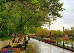 تبریز-پارک ائل گلی