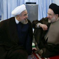 اینبار مردم بودند كه #تَكرار كردند . #ستاد_جمهور @jomhour96ir تبریك به ملت حماسه آفرین ایران ، دكتر حسن روحانى #دوباره رییس جمهور ایران شد