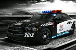 ماشین پلیس سریع و خشن 4