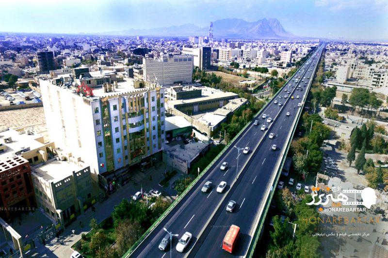 عکاسی هوایی در اصفهان