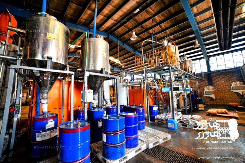 عکاسبرداری صنعتی در اصفهان