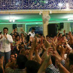 شب میلاد حضرت اباالفضل ع  کربلایی حسین طاهری