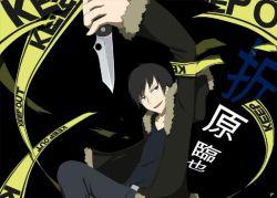Durarara!! Anime * Izaya Orihara