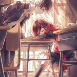 Kegaru Project * Romance Anime Couple * Mekakucity Actors