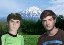 برادران شهید ناصر و محمد کاویانی