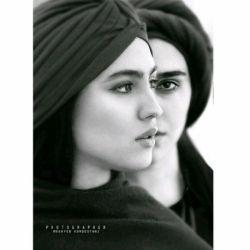زن در زبان کردی به زیباترین نحو ممکن معنا شده...نه خانم است نه زنیکه نه ضعیفه و نه حتی زن...او را آفرت مینامند یعنی افریننده.......❤