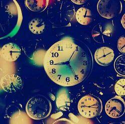 . . . . . . . . . . . . .  هیچ ساعتی به اندازهی منتظر بودن دقیق نیست!