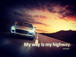 #myway #highway #success
