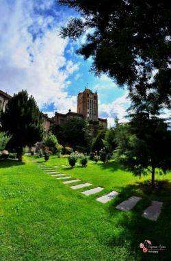 تبریز-کاخ موزه ساعت این عمارت جزوزیباترین برج هاوعمارت های ساعتی دنیاست