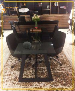 فرش مدرن با طراحی خاص و ویژه در دکوراسیون اداری