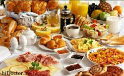 با یه صبحانه خوشمزه چطورید؟