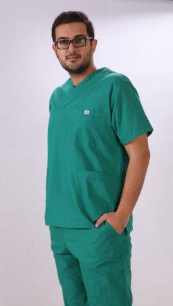 اسکراب جراحی یونیسکس برند مونوتیپ ترکیه با کیفیت بسیار عالی پاره و دوخت رنگ سبز جراحی  سبک، راحت، نرو و لطیف، خنک و بسیار مناسب تابستان https://satici.ir/5025