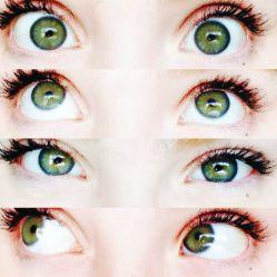 my...eye  ≧✯◡✯≦چشمـــــام