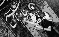 محمد حسین حدادیان-محرم ۱۳۹۵-هیئت انصار هویزه