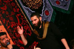محمد حسین حدادیان و روح اله بهمنی-محرم ۱۳۹۵-هیئت انصار هویزه