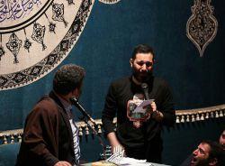 محمد حسین حدادیان و حاج سعید حدادیان-رمضان ۱۳۹۶-هیئت رزمندگان غرب تهران